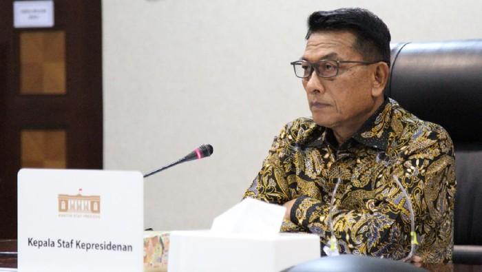 Moeldoko Resmi Dilaporkan Partai Demokrat ke Ombudsman RI Soal Dugaan Maladministrasi