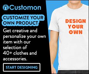 Customon T-shirts