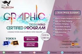 Ghrapic Designing Certified Program-The Valentem (GDCP-2020)