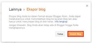 Langkah Mudah Cara Backup Artikel Blog di Komputer