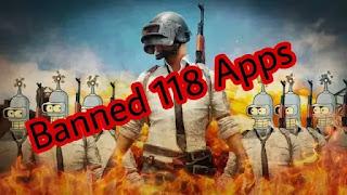 चीन के खिलाफ भारत का बड़ा एक्शन, PUBG समेत 118 मोबाइल ऐप पर बैन