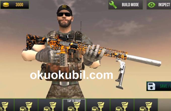 Custom Gun Simulator 3D v3.3 PARA- Mega Hileli Mod İndir 02.Temmuz