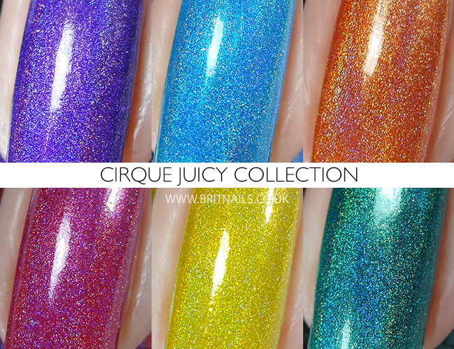 Cirque Juicy Collection