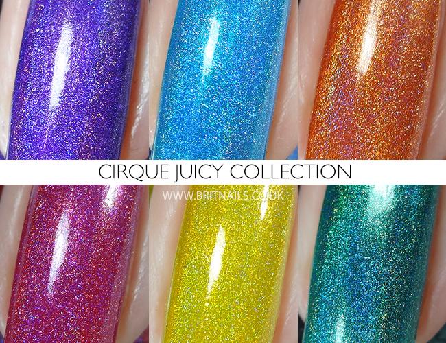 Cirque Juicy Collection