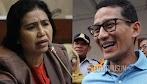 Jubir Jokowi Tanya Soal Cara Membangun Tanpa Utang, Ini Jawaban Sandi