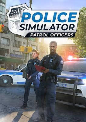 Capa do Police Simulator: Patrol Officers