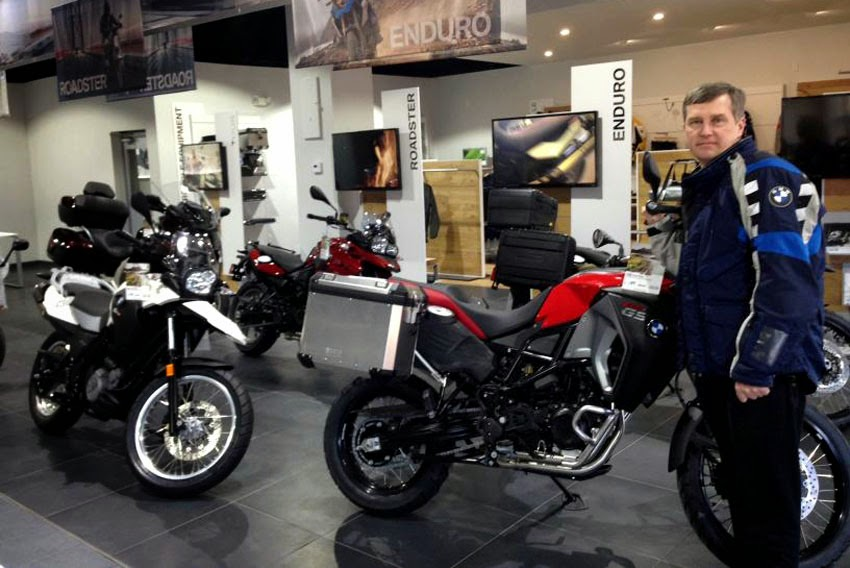 BMW Motorrad USA Welcomes BMW Motorcycles Of New Orleans