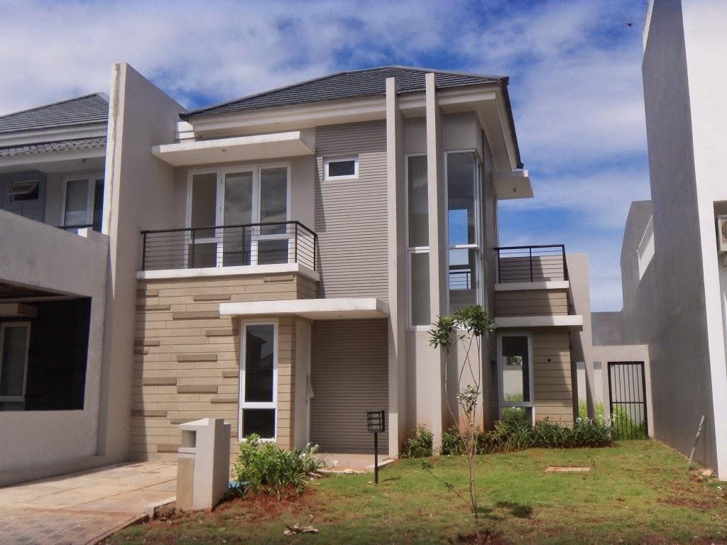 Gak Lihat Rugi Desain Rumah Minimalis Modern 2 Lantai