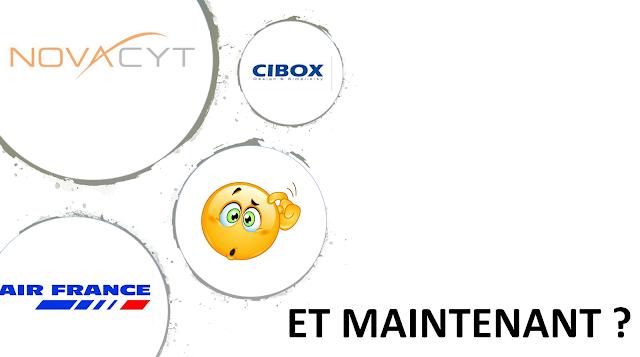 air france novacyt cibox trading