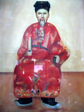 Ảnh chân dung Thọ Xuân Vương (1810-1886)