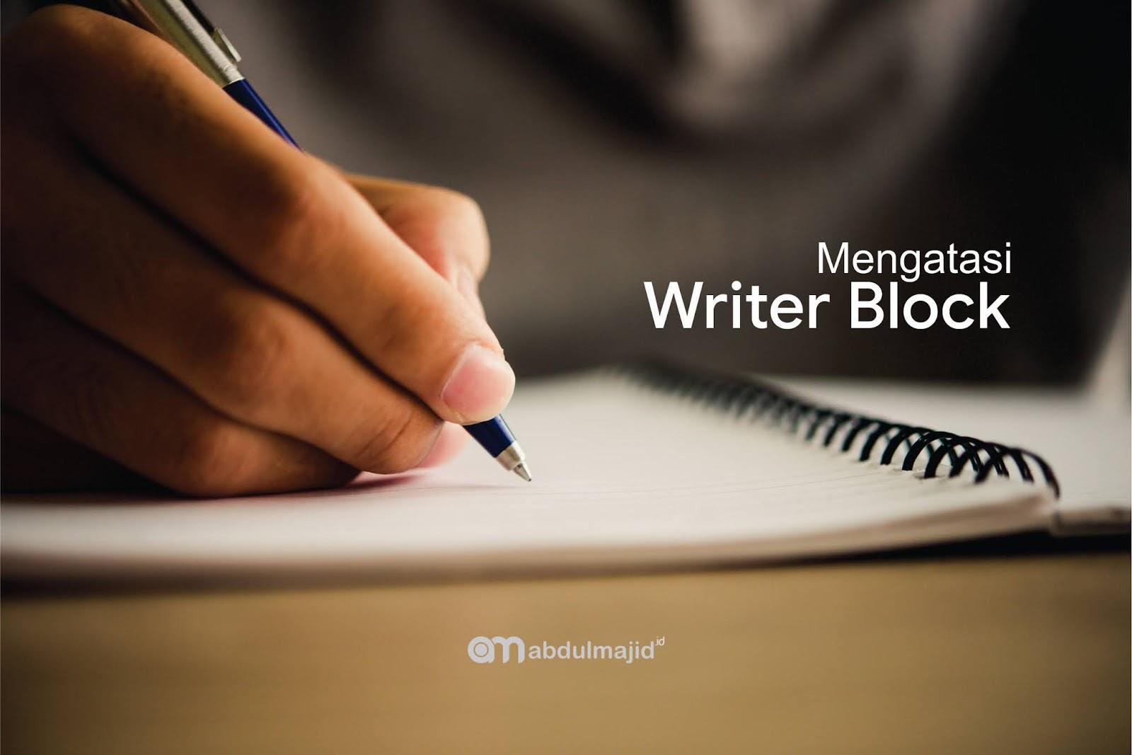 mengatasi-writer-block