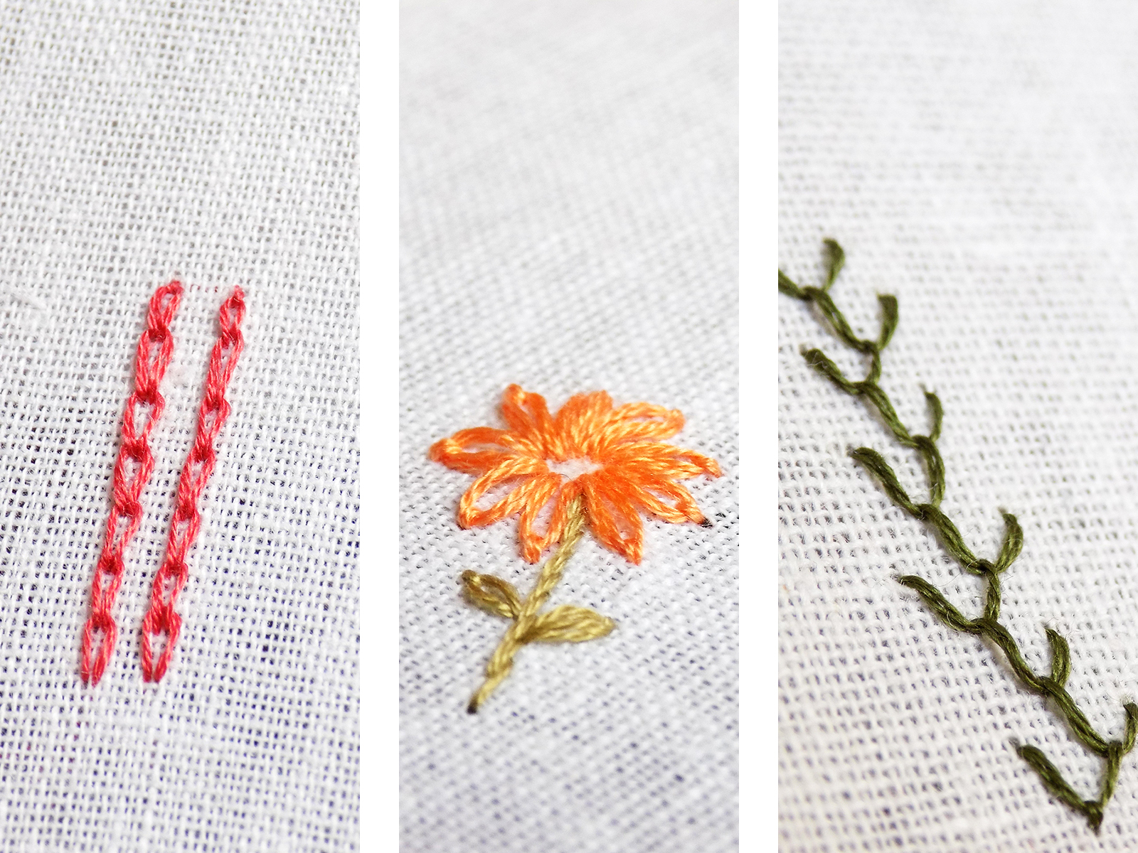 April stitches