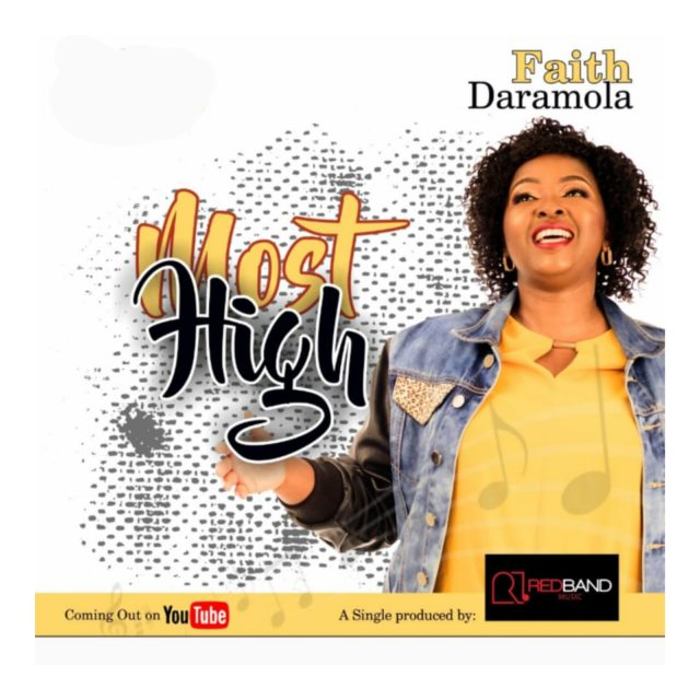 Faith Daramola - Most High Lyrics