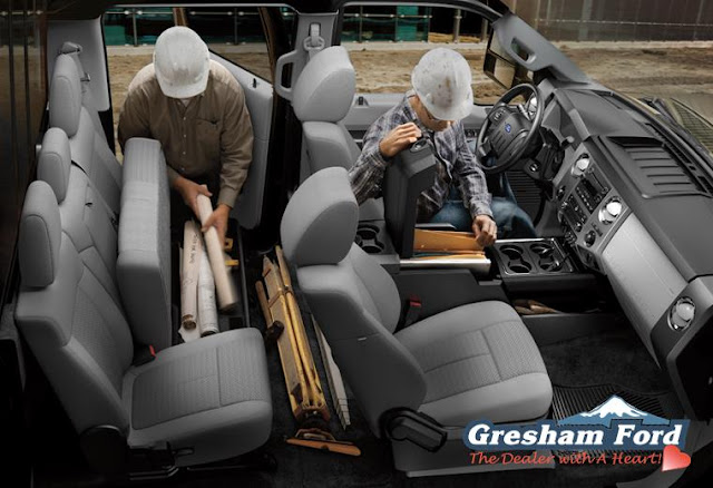 Ford superduty work truck on sale at gresham ford