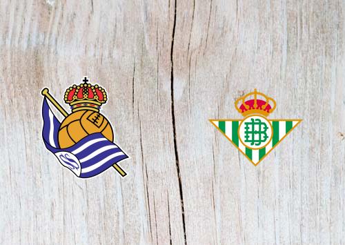 Real Sociedad vs Real Betis -  Highlights 17 January 2019