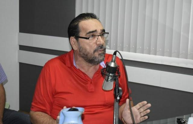 Amauri Teixeira anuncia unidade da esquerda para as eleições em Jacobina