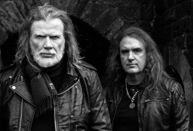 Dave Mustaine borró las partes de Ellefson en el nuevo disco de Megadeth