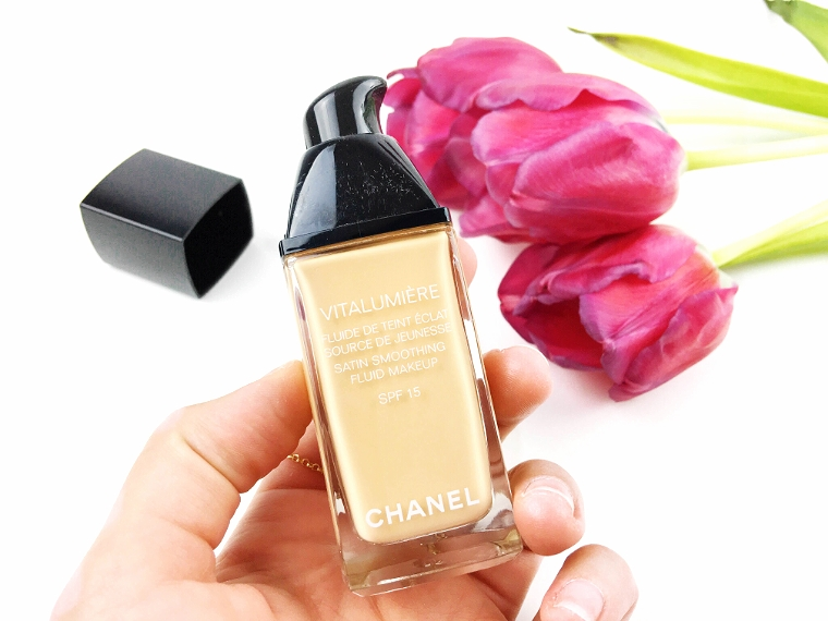 beauty, Chanel, foundation, Testing Chanel Vitalumiére, Chanel Vitalumiére, review of Chanel product, Chanel, Chanel product review, Chanel review, foundation review, luxury beauty products, beauty products, luxury, luxury review