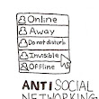 Anti Social Networking