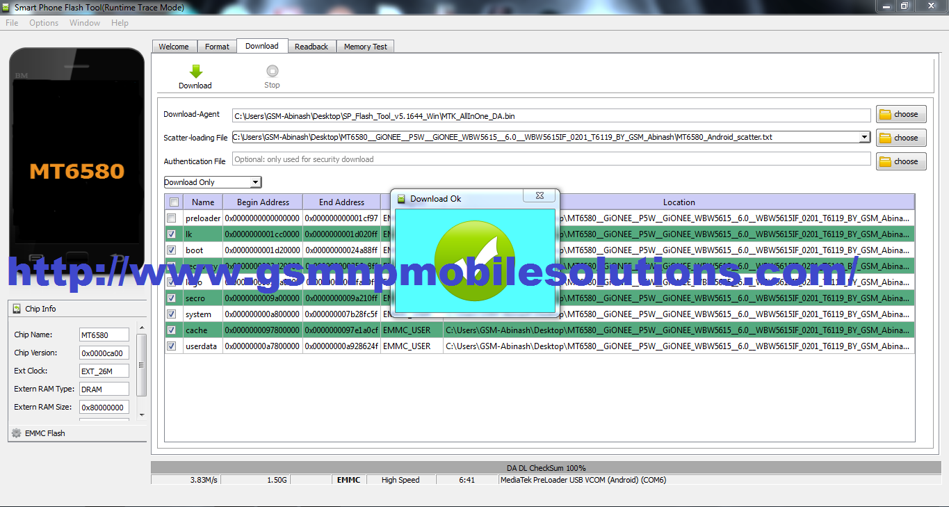 Flash Tools Sp Flash Tool Download Only Or Firmware Upgrade