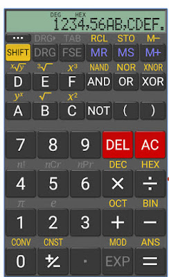 aplikasi kalkulator android RealCalc Scientific Calculator