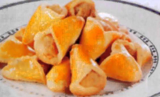 Resep Kue Qraf lezat
