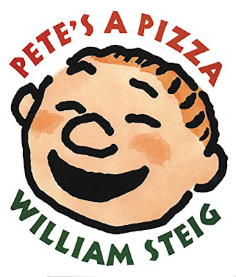 Pete's A Pizza, part of William Steig book review collection