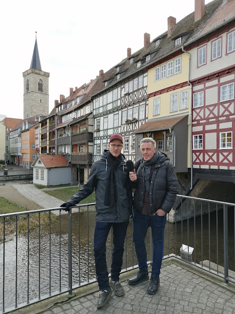 Radioreise Podcast in Erfurt
