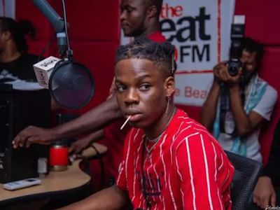 MOTIVATION! Mavin's Rema REVEALS How Singer, KCee Helped His Music Career
