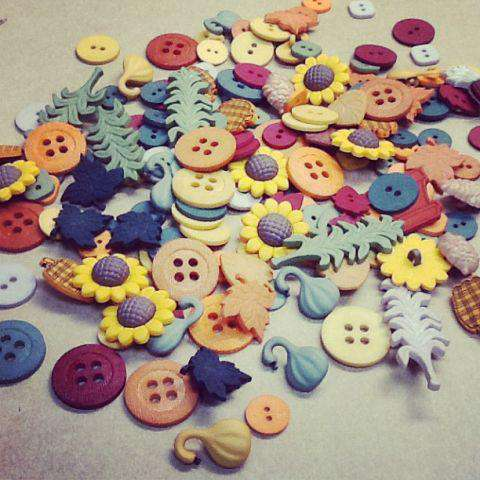National Button Day Wishes Unique Image
