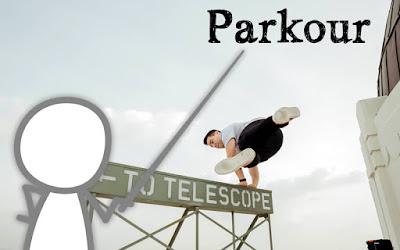 Y a todo esto, qué es Parkour? El arte-disciplina del movimiento y mi visión