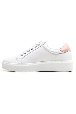 bayan spor deri ayakkabısı