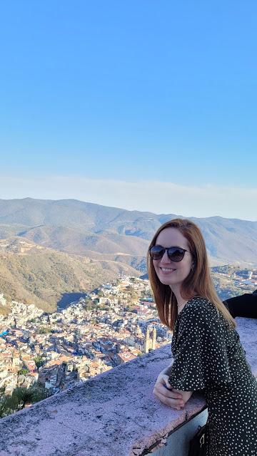 Mimsie Ladner at El Cristo Panoramico