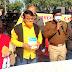सेवा आगरा संस्था ने यातायात नियमो पर किया जागरूक