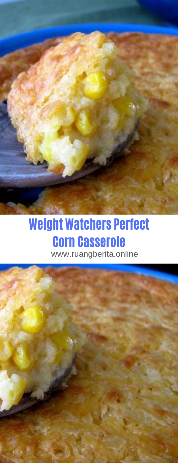 Weight Watchers Perfect Corn Casserole
