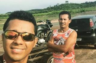 DJ Bruno Mix e amigo morrem eletrocutados, em São Bernardo MA