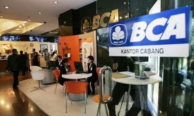 Lowongan Kerja Pegawai PT Bank BCA Tbk