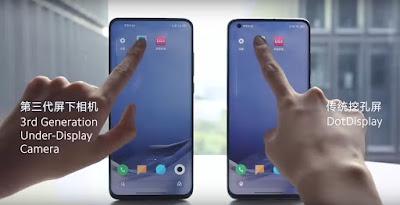 Galaxy S22 Ultra, Under Display Camera, Samsung