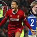 VIRGIL VAN DIJK AANZA 'KULIPA' MAMILIONI YA LIVERPOOL ...aitupa Everton nje FA Cup