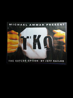 TKO v1 by Jeff Keylor