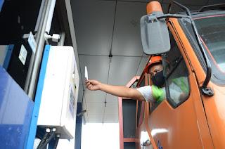 Pelabuhan Belawan Terapkan Sistem  Auto Gate