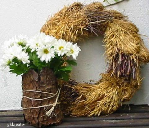 gk kreativ: Herbstdeko für Balkon und Garten   Herbst dekoration, Dekoration, Herbstdeko