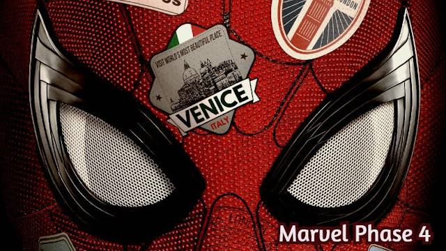 Marvel Phase 4 Movies