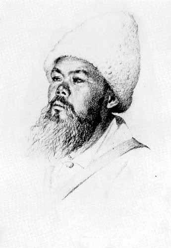 Василий Васильевич Верещагин - Кокандский солдат. 1870