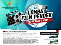 [GRATIS] Lomba Film Kementrian Koperasi dan UKM Nasional 2019