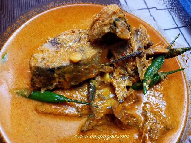 resepi gulai ikan tongkol nasi dagang
