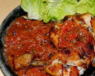 Resep Cara Membuat Masakan Ayam Penyet Lezat