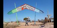 BIG Things South Australia | BIG Boomerang in Coober Pedy