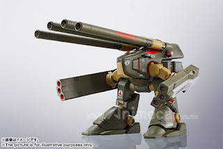 Figura HWR-00-MKII Destroid Monster HI-METAL R Macross