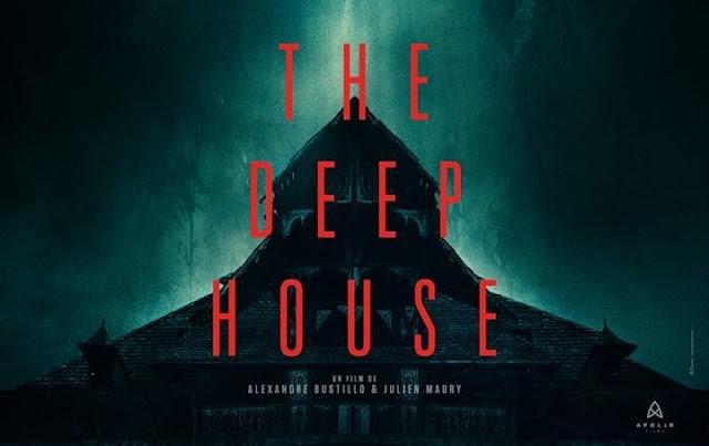 'The Deep House': Terror acuático en lo nuevo de  Alexandre Bustillo y Julien Maury